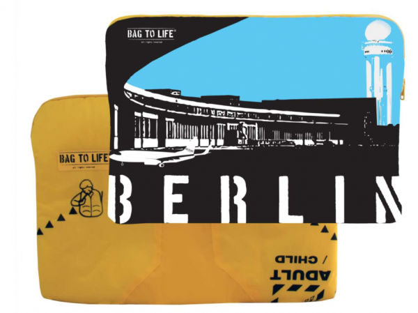 Laptop Sleeve Berlin
