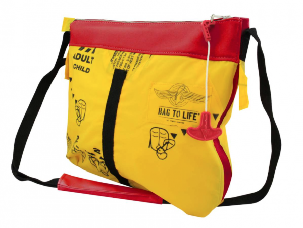 Classic Flyer Bag red