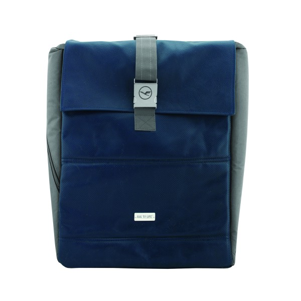 "Business Class Tornister with laptop case - ""Lufthansa Edition"""