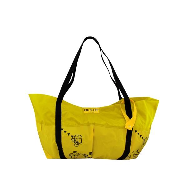Airlie Beach Bag yellow