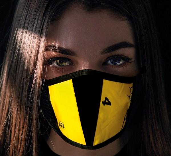 Travel Safe Mask / Gesichtsmaske