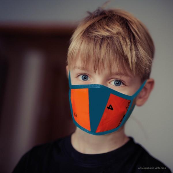 Travel Safe Mask Small / Gesichtsmaske klein