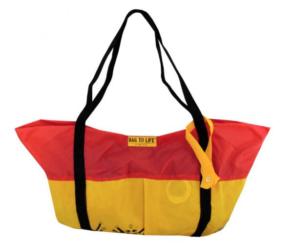 Airlie Beach Bag red