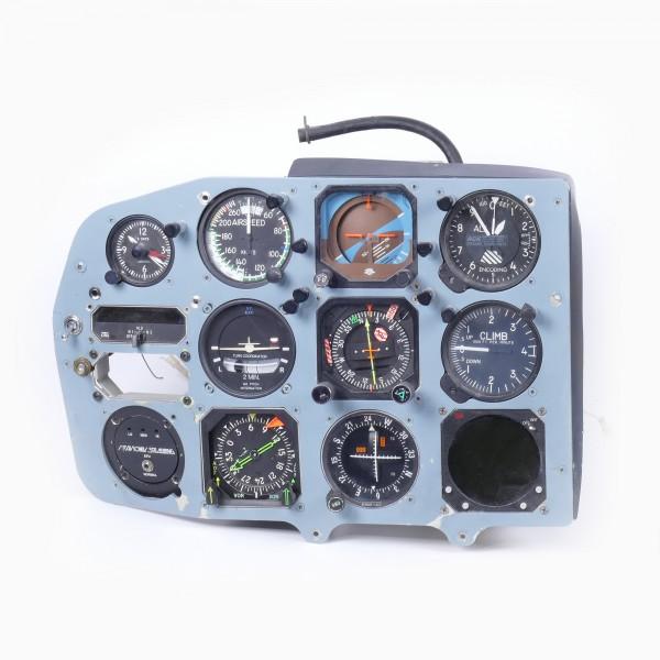 Instrumentenpanel PA-31