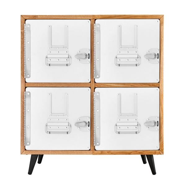 Standard Unit Sideboard Eiche 2x2