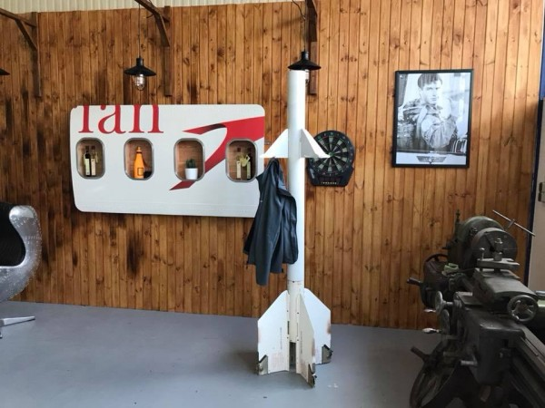 "Garderobe ""Rocket"" AA2"