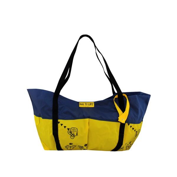 Airlie Beach Bag blue