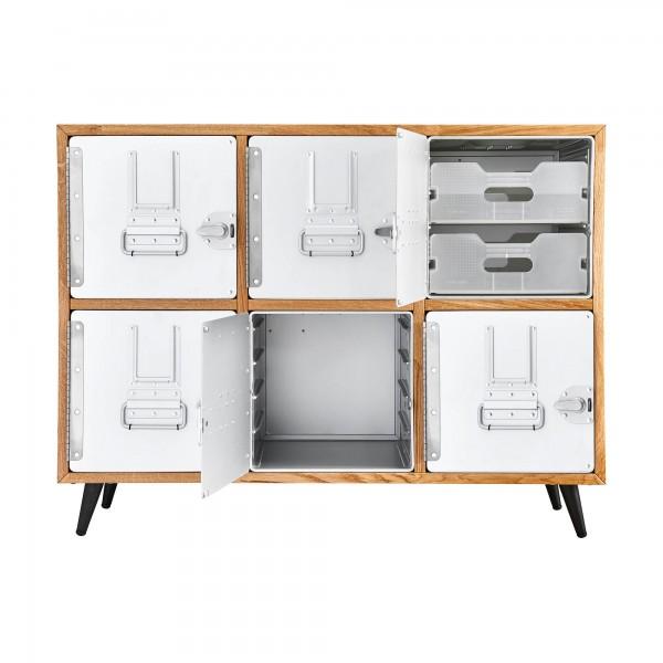 Standard Unit Sideboard Eiche 2x3