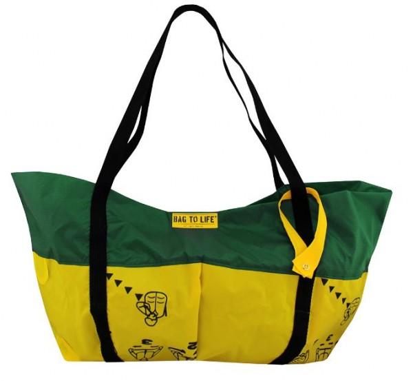 Airlie Beach Bag green
