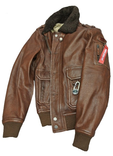Flight Jacket No. 1 Reloaded Herren