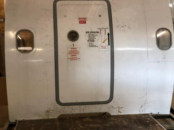 """Bordwand inkl. Tür A321 """"russian"""""""